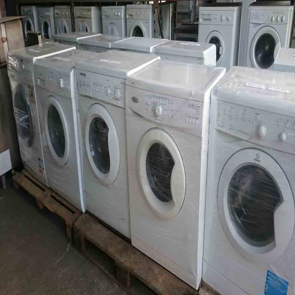 Lavatrici ricondizionate rigenerate usate for Marche lavatrici