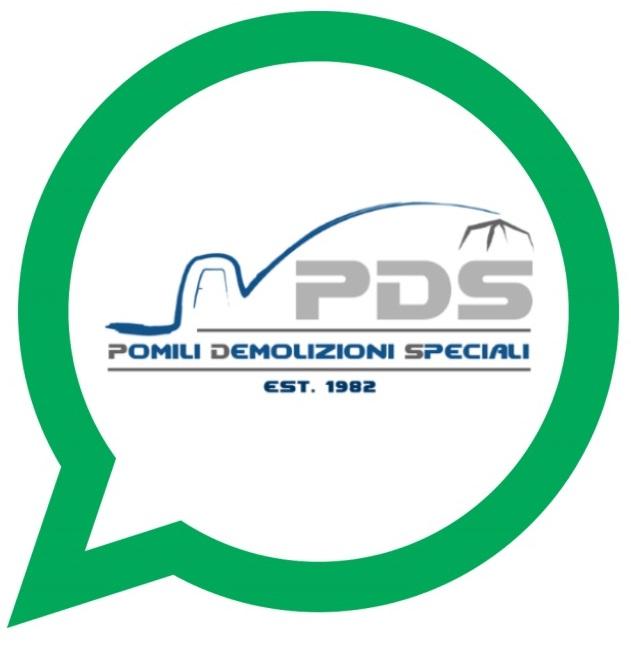 Pomili Demolizioni Speciali srl su whatsapp