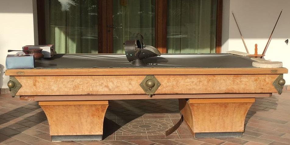 Tavolo da biliardo, usato garantito!