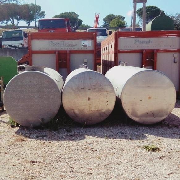 Cisterne in acciaio usate lt - Tavole da muratore usate ...
