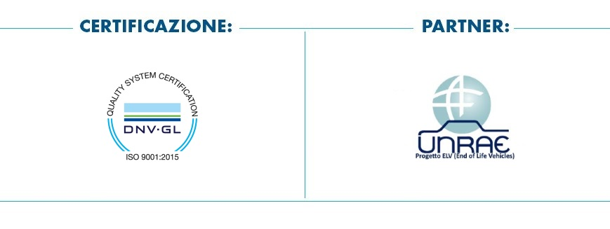 Certificazione iso 9001 | partner ELV-UNRAE