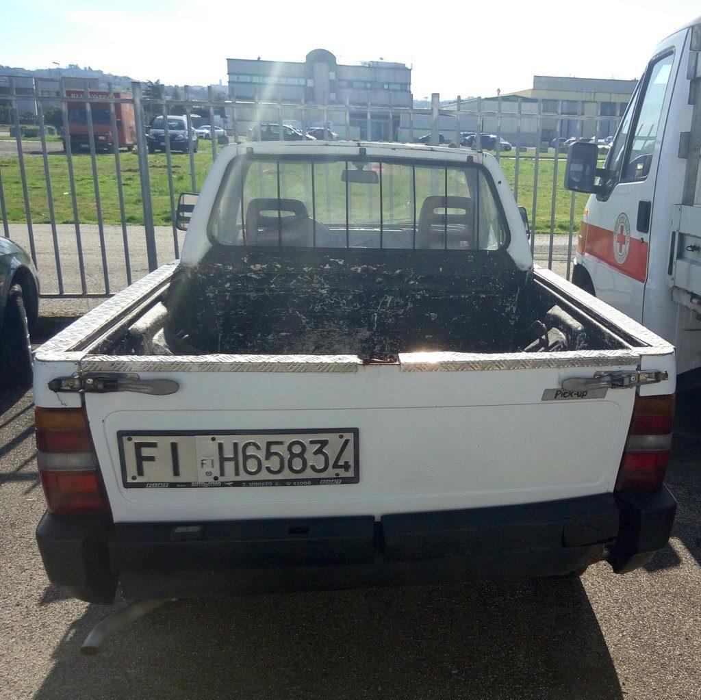 Fiat pick up usato for Seconda mano mobili usati milano