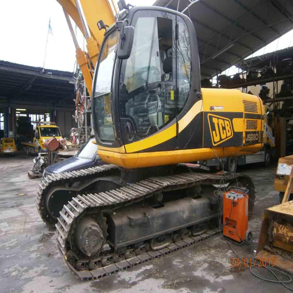 Escavatore idraulico cingolato JCB – JS 220N