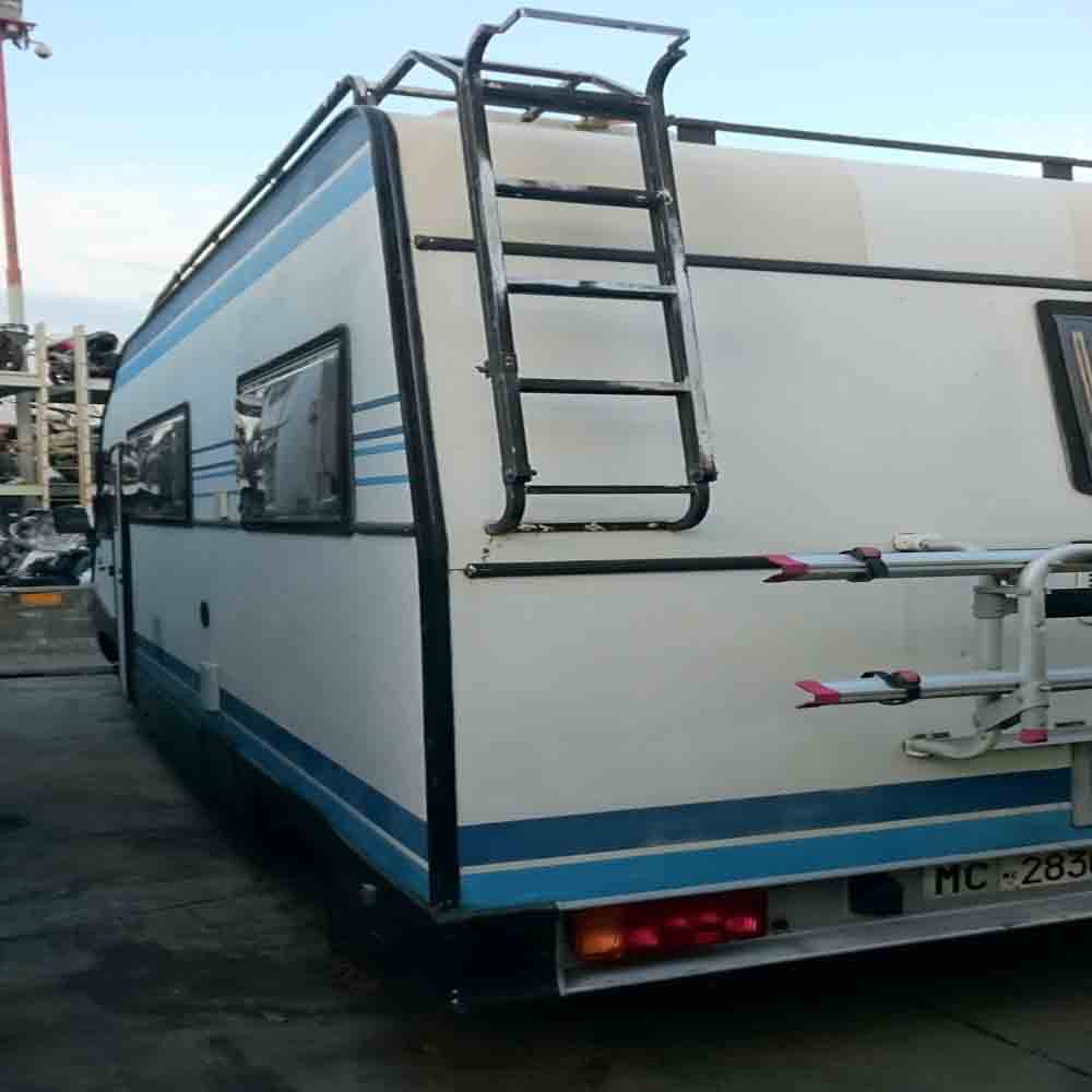 Camper autocaravan Ducato Fiat 280 per campeggio usato