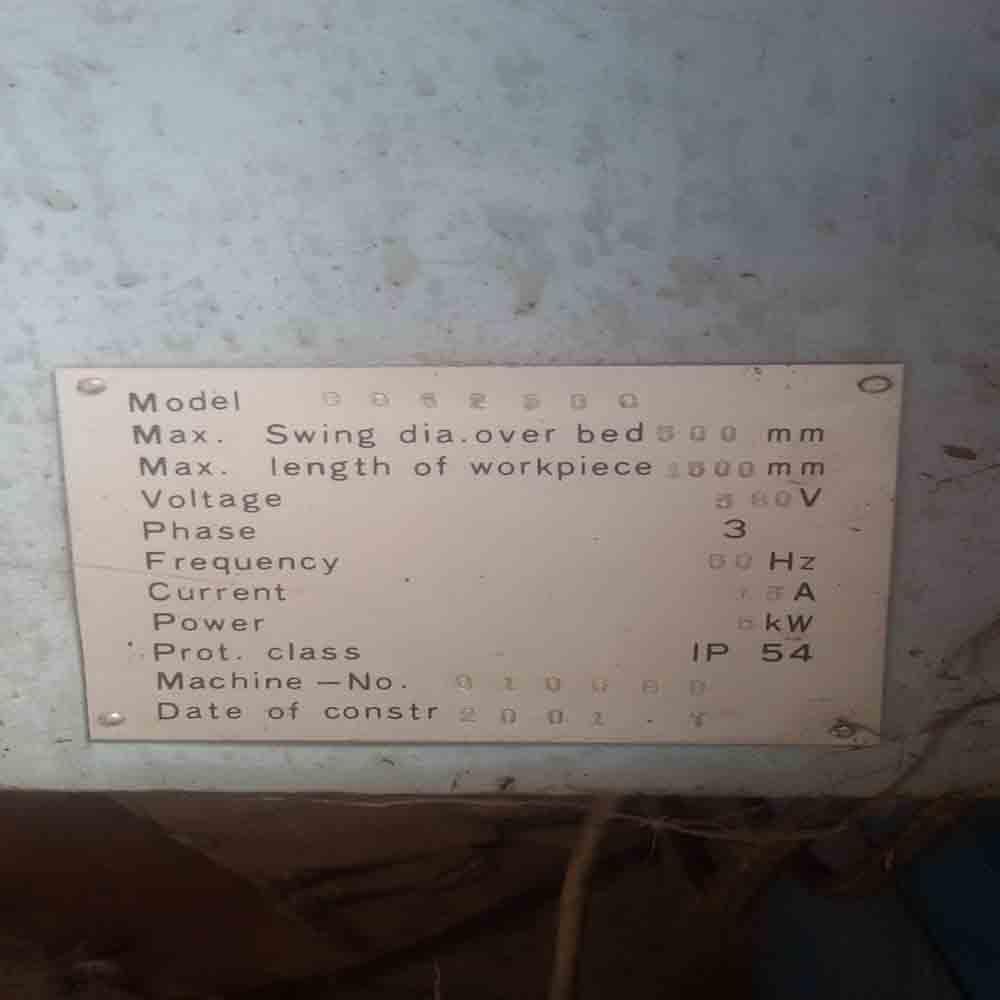 Tornio Itama industriale usato a norma CE