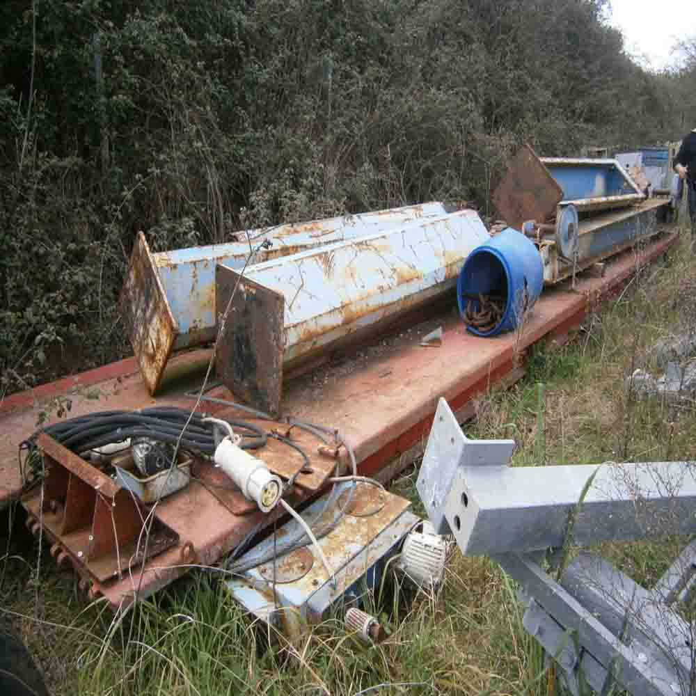 Ponte sollevatore per autocarri pulmann