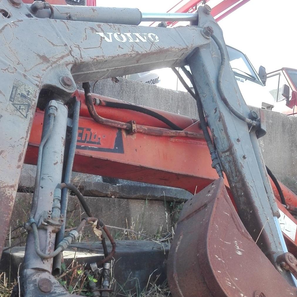 braccio operatore escavatore (cover volvo)