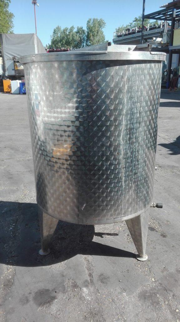 serbatoio in acciaio inox – silos metallico (2)