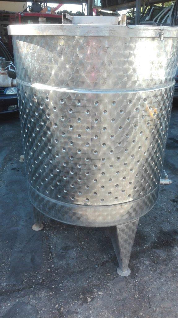 serbatoio in acciaio inox – silos metallico (3)
