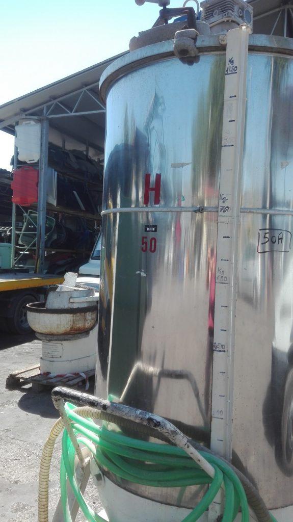 serbatoio silos con carrello (5)