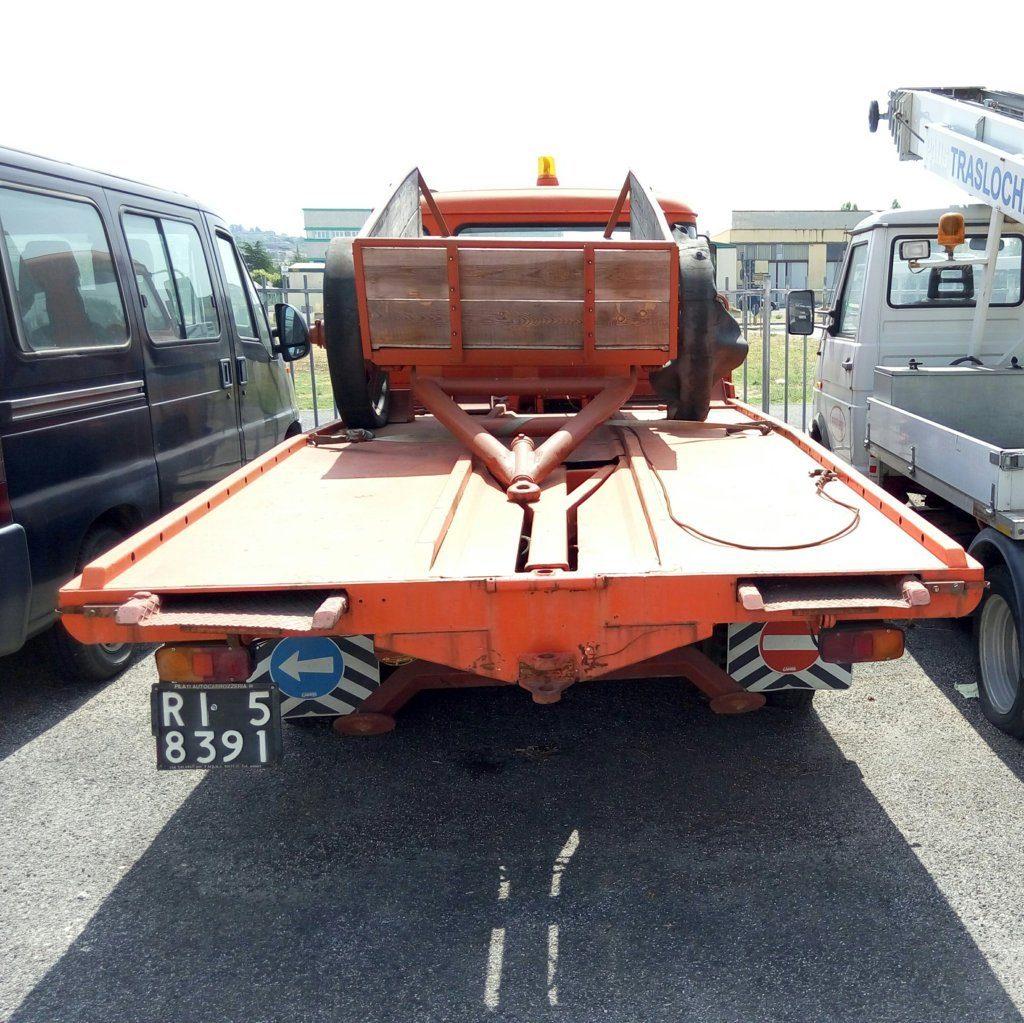Renault Saviem Tevere usato (1)