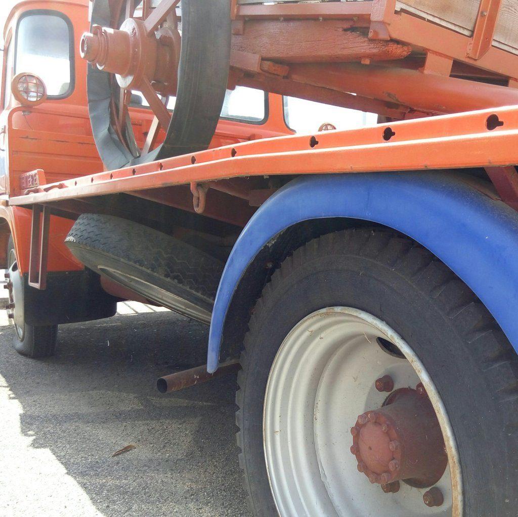Renault Saviem Tevere usato (13)