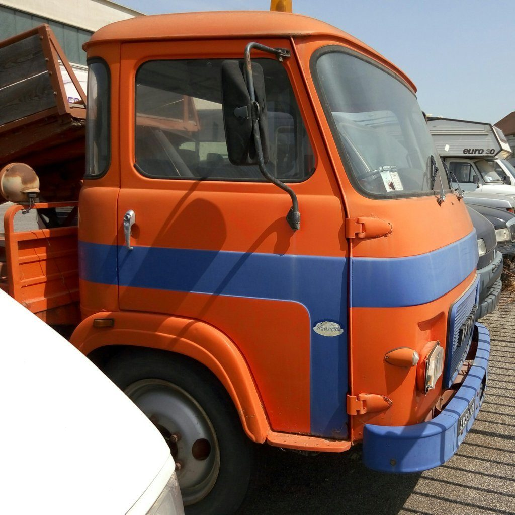 Renault Saviem Tevere usato (5)