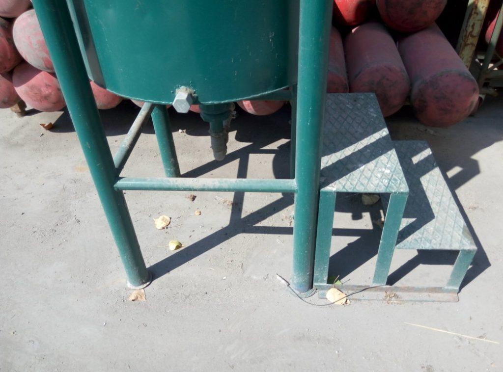 miscelatore con scaletta – usato (4)