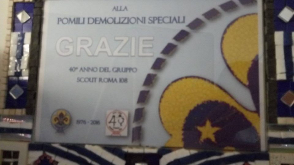 Scout Roma 108