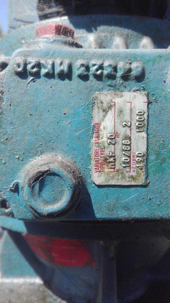 miscelatore sever – usato (3)