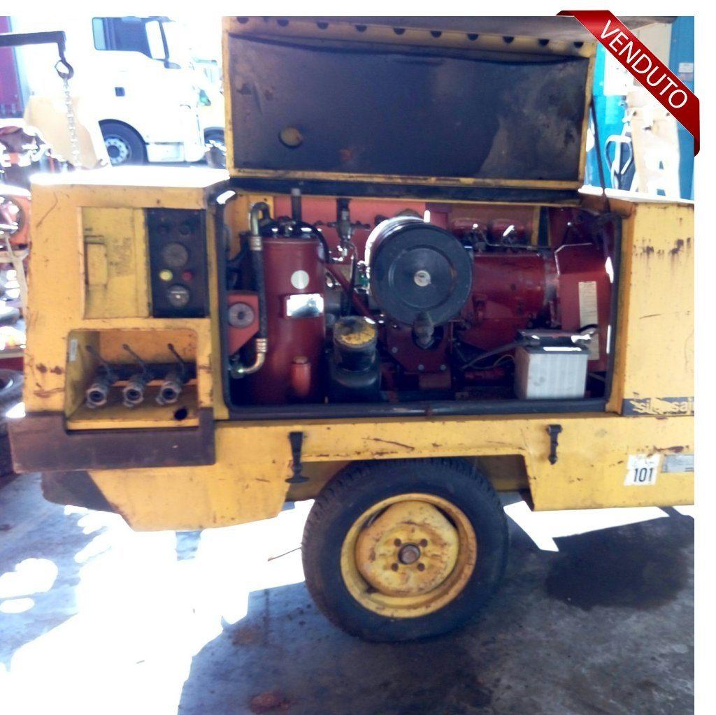 moto-compressore usato (sell)