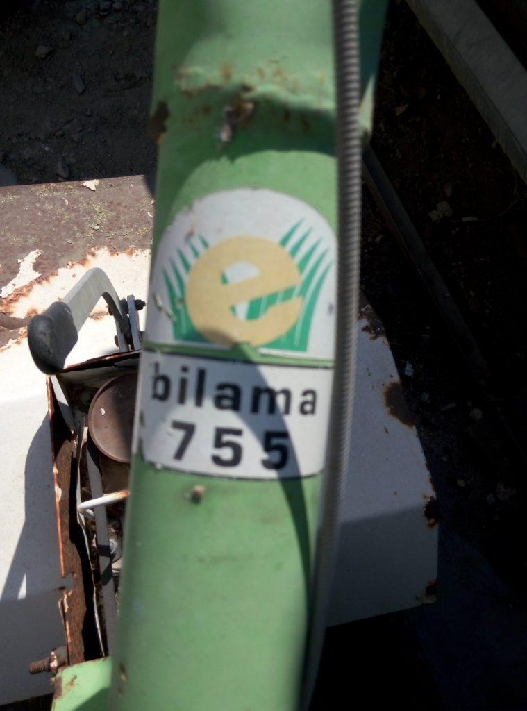 motocoltivatore bilama – usato (3)