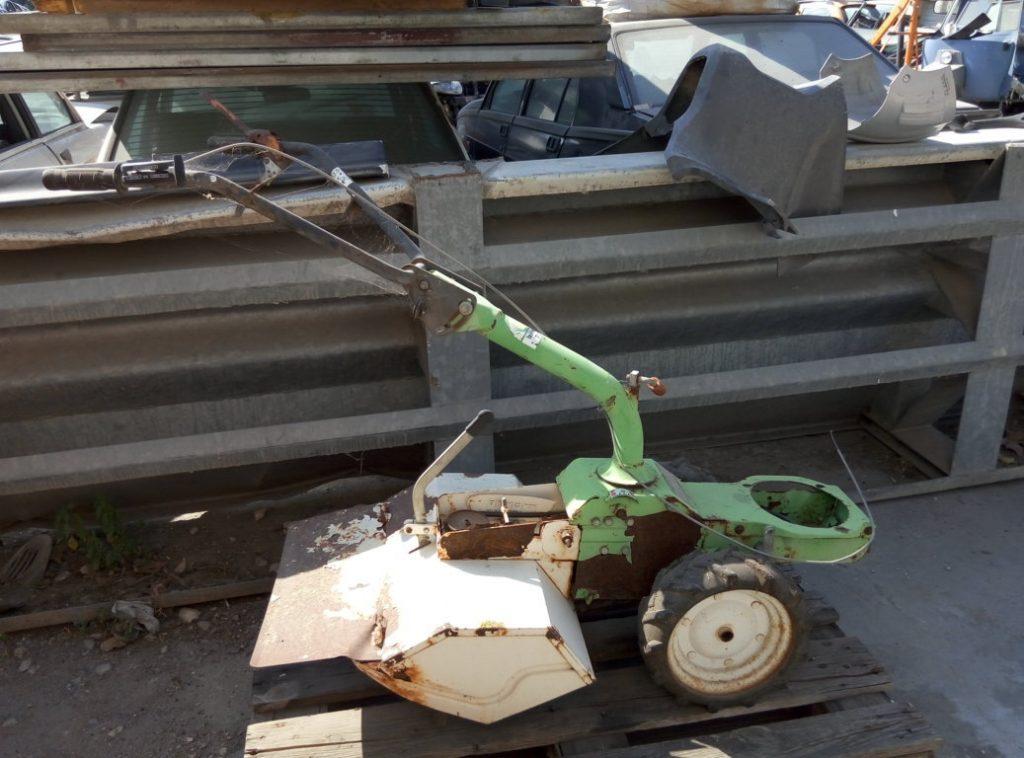 motocoltivatore bilama – usato (4)