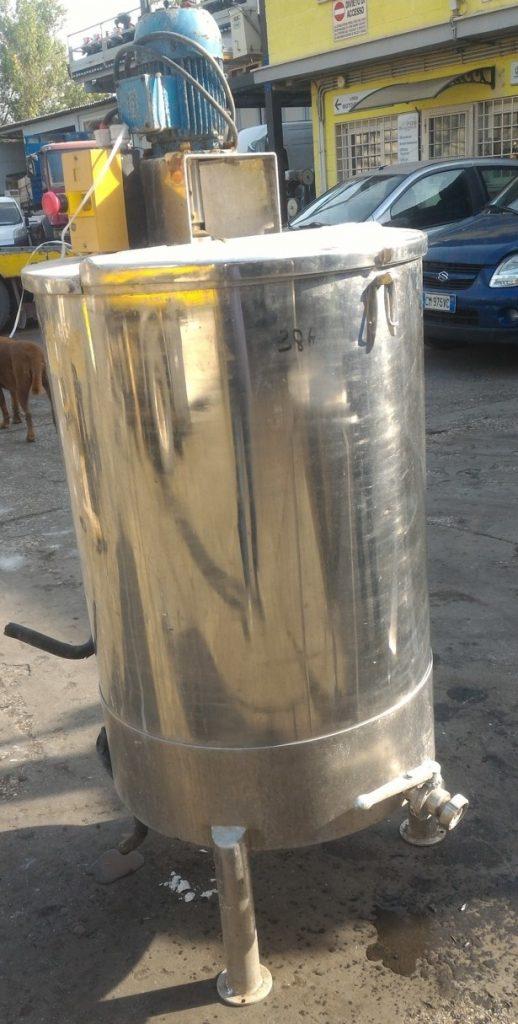 serbatoio – silos – usato – con motore (2)
