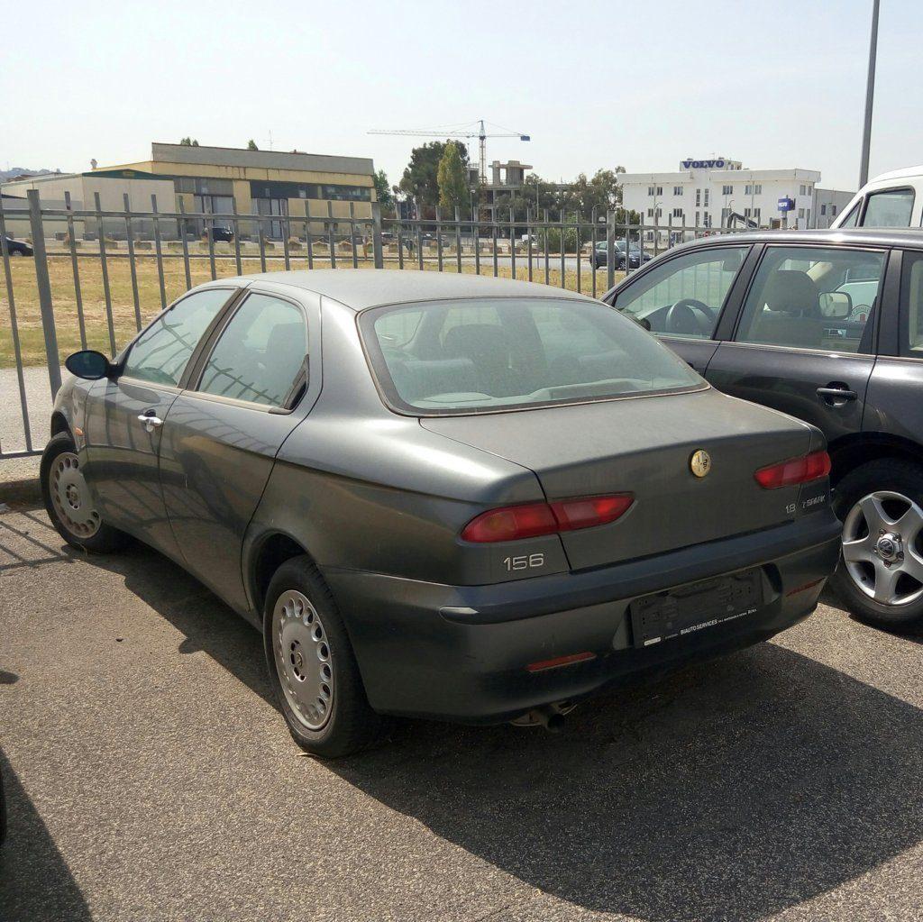 Alfa Romeo 156 18 Twin Spark (2)