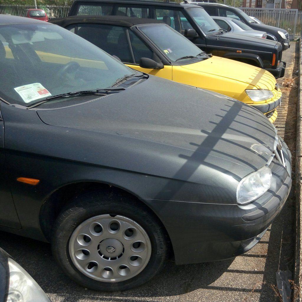 Alfa Romeo 156 18 Twin Spark (5)