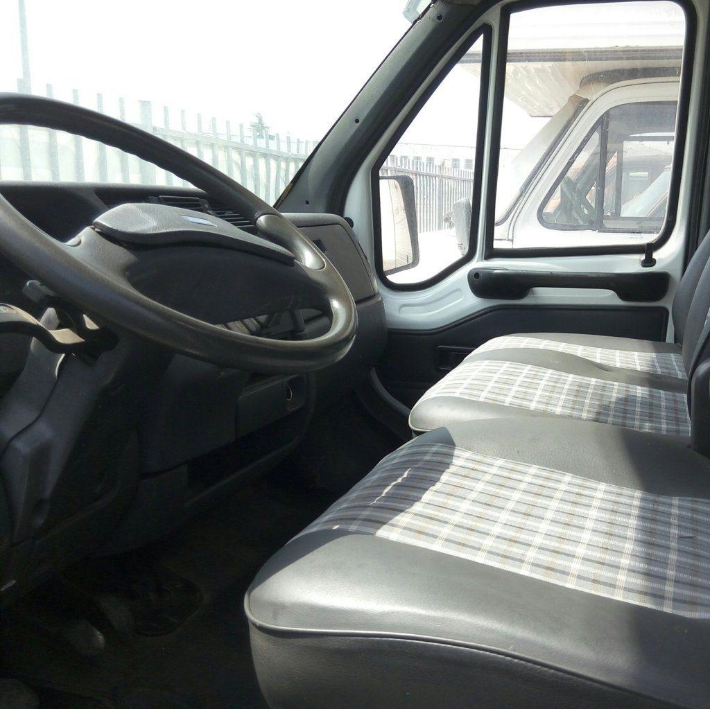 Fiat Ducato 14 usato con cassone (10)