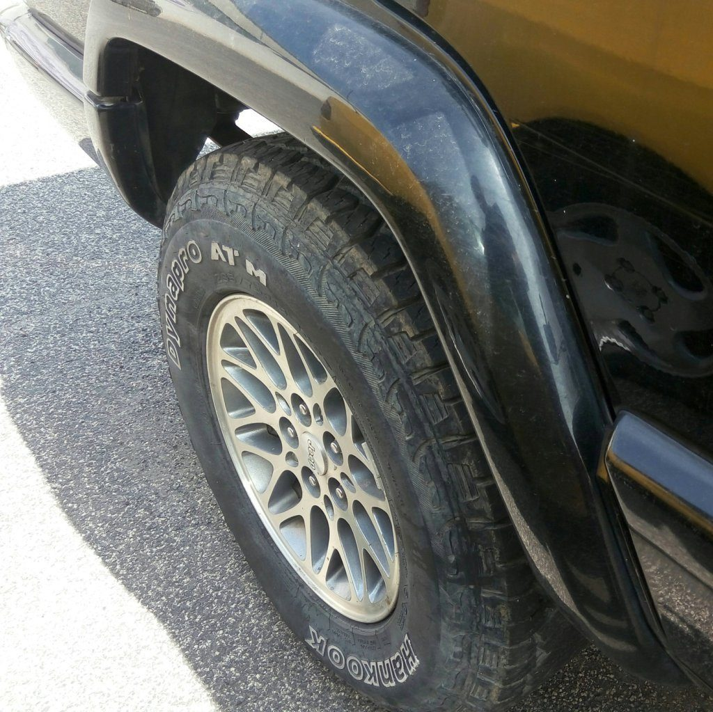 Jeep Cherokee limited 4×4 usato (11)