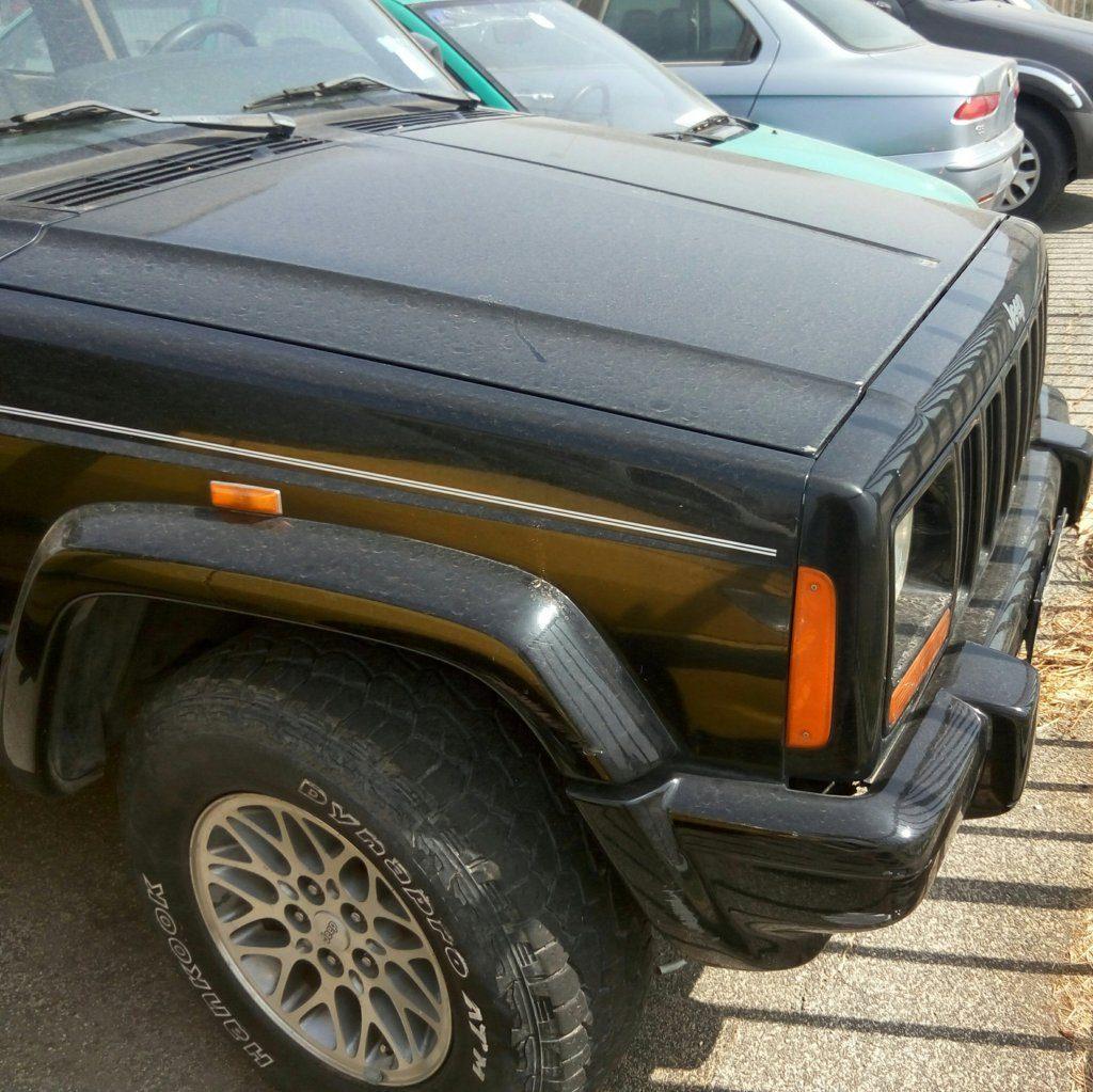 Jeep Cherokee limited 4×4 usato (7)