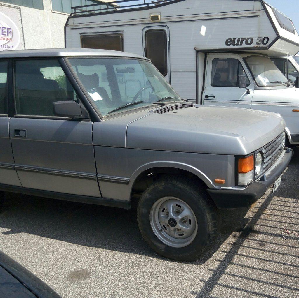 Land Rover Range Rover turbo D (2)