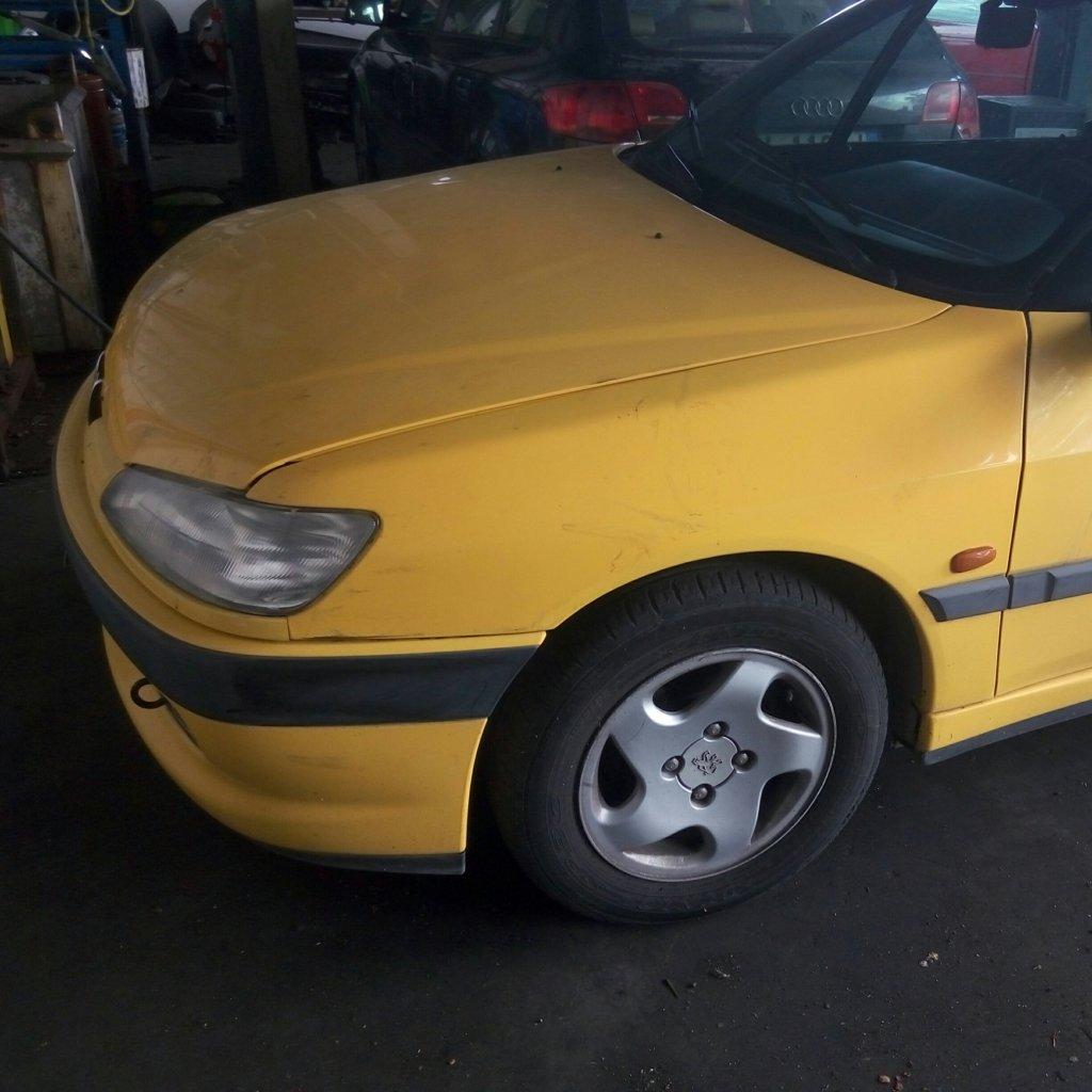 Peugeot 306 – cabriolet – auto usata – Pomilids (10)