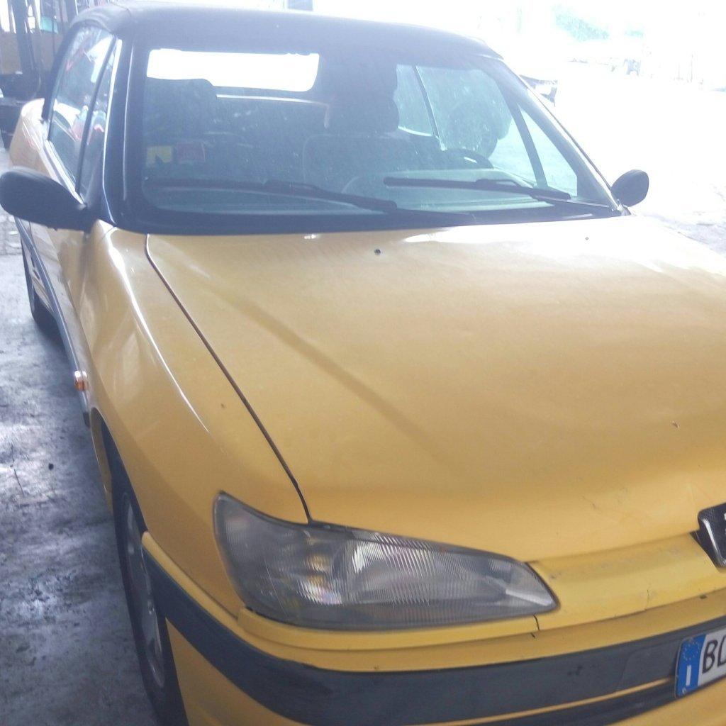 Peugeot 306 – cabriolet – auto usata – Pomilids (12)
