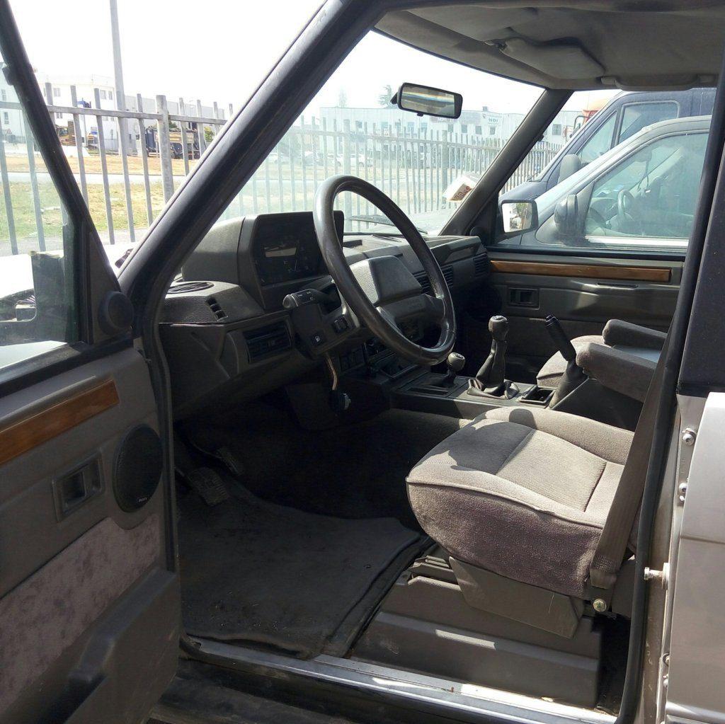 Range Rover – fuoristrada usato (4)