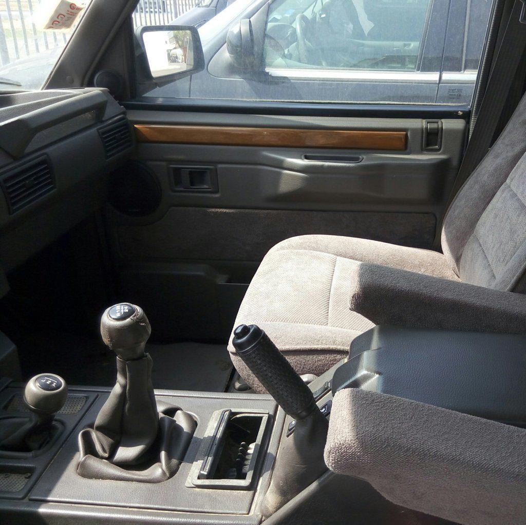 Range Rover – fuoristrada usato (8)