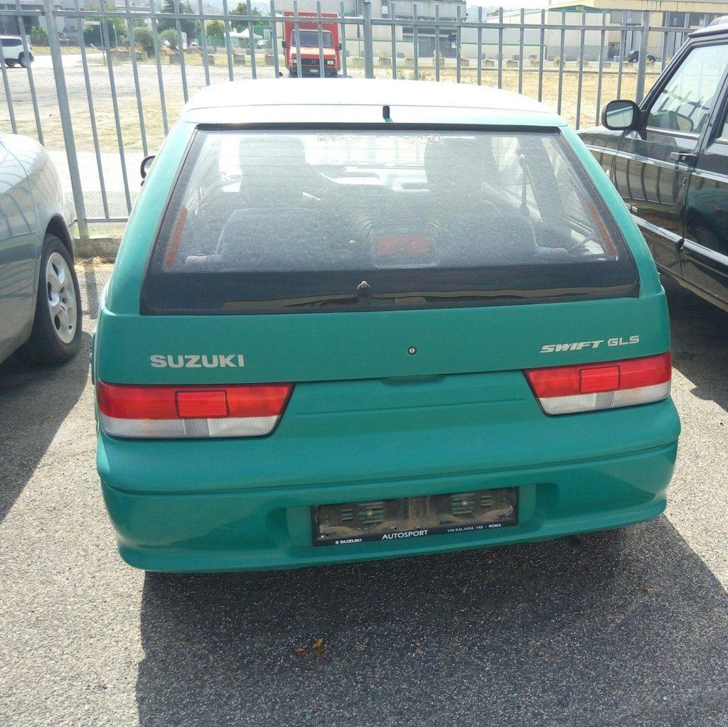 Suzuki Swift usata (11)