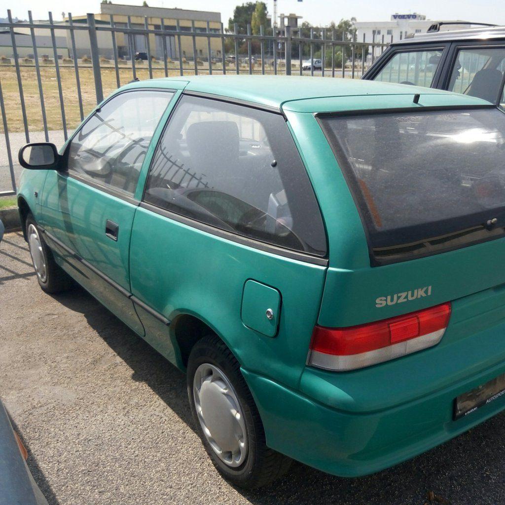 Suzuki Swift usata (2)