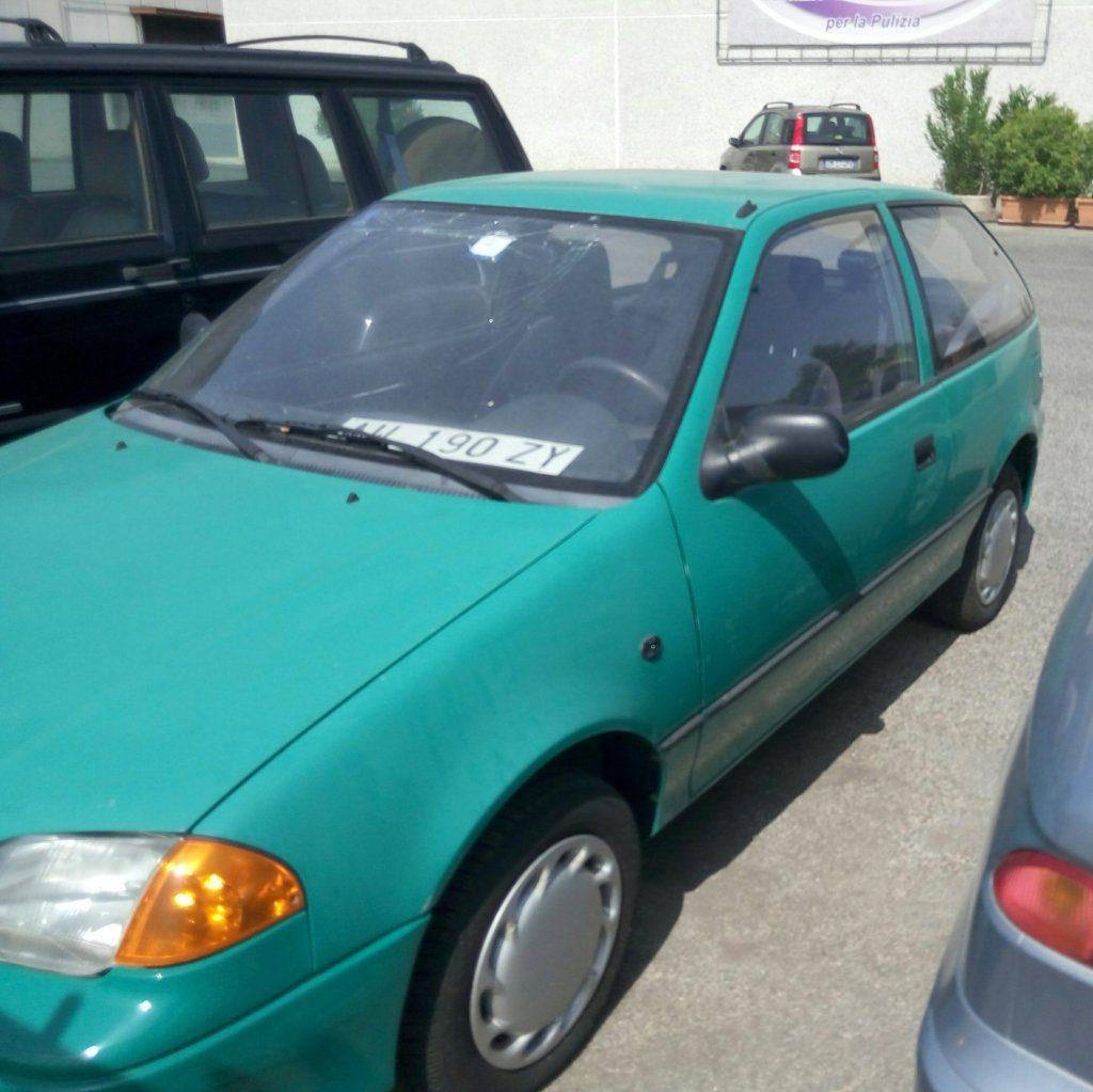 Suzuki Swift usata (3)