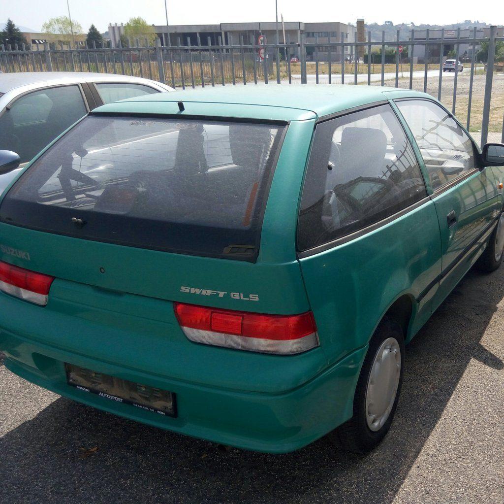 Suzuki Swift usata (7)