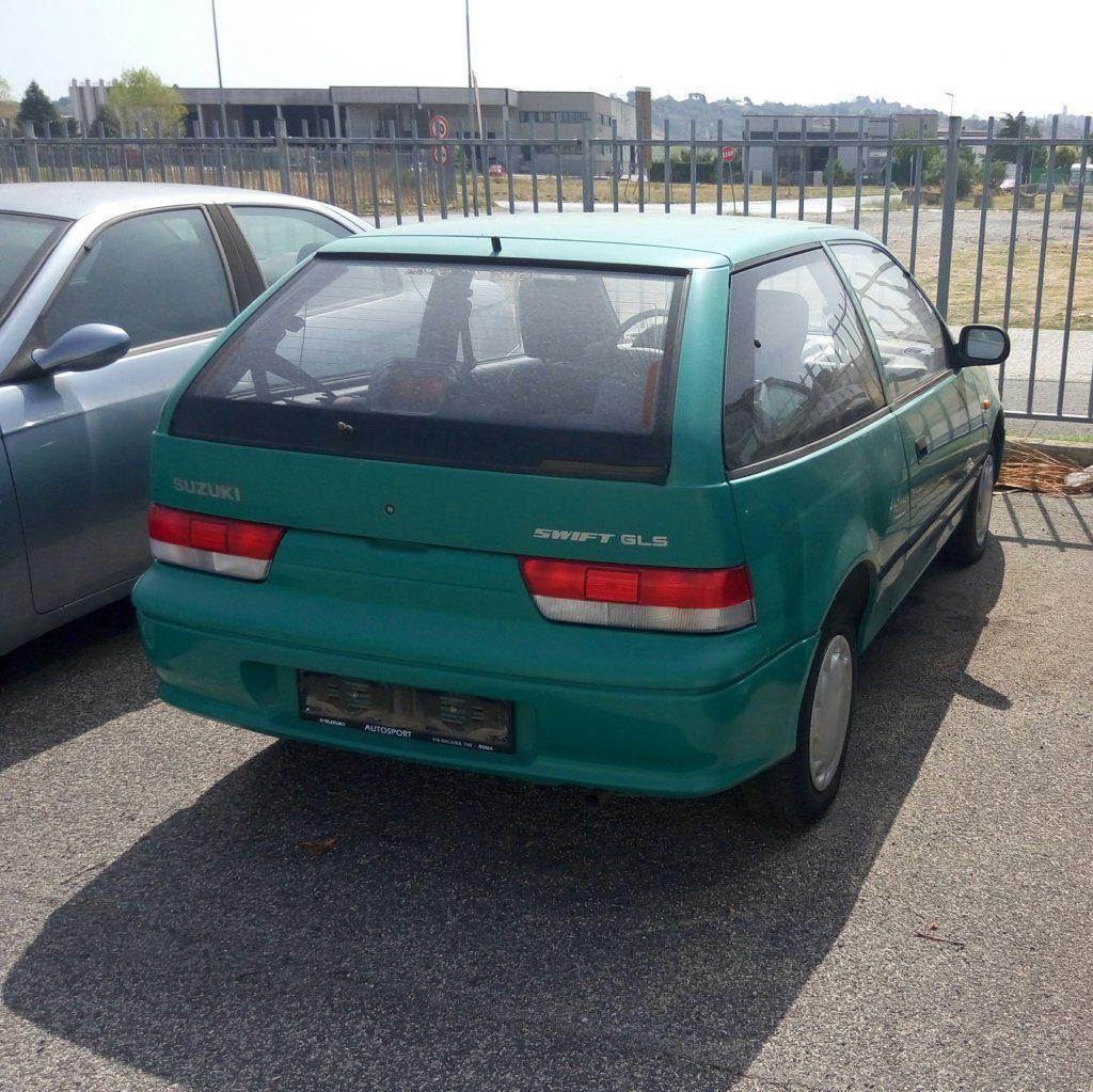 Suzuki Swift usata (9)