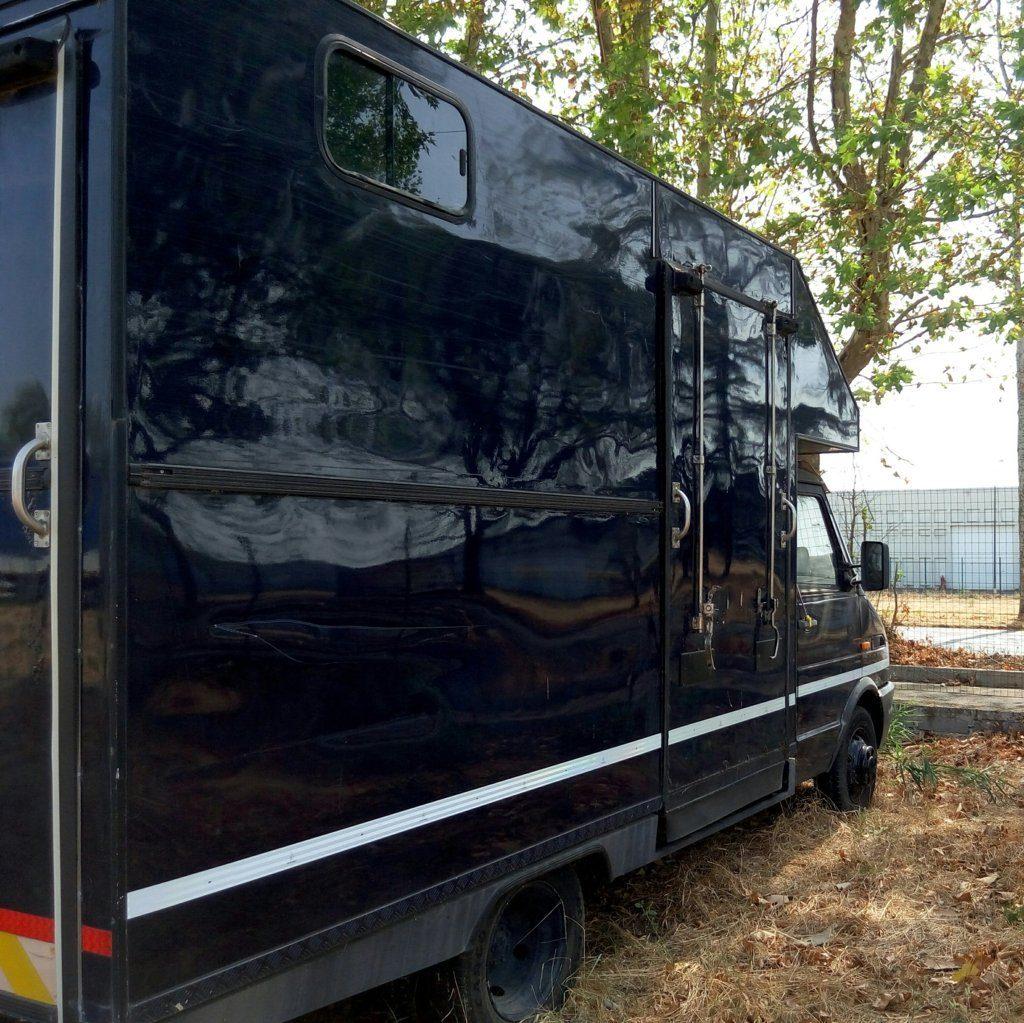 fiat Iveco usato trasporto cavalli (2)