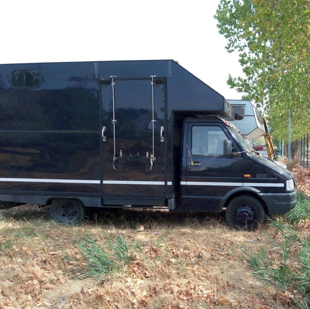 fiat Iveco usato trasporto cavalli (5)