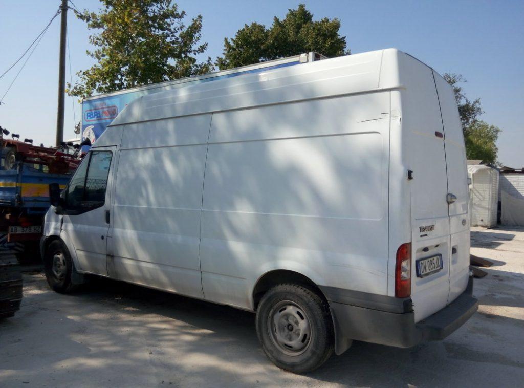 furgone Ford Transit usato (2)