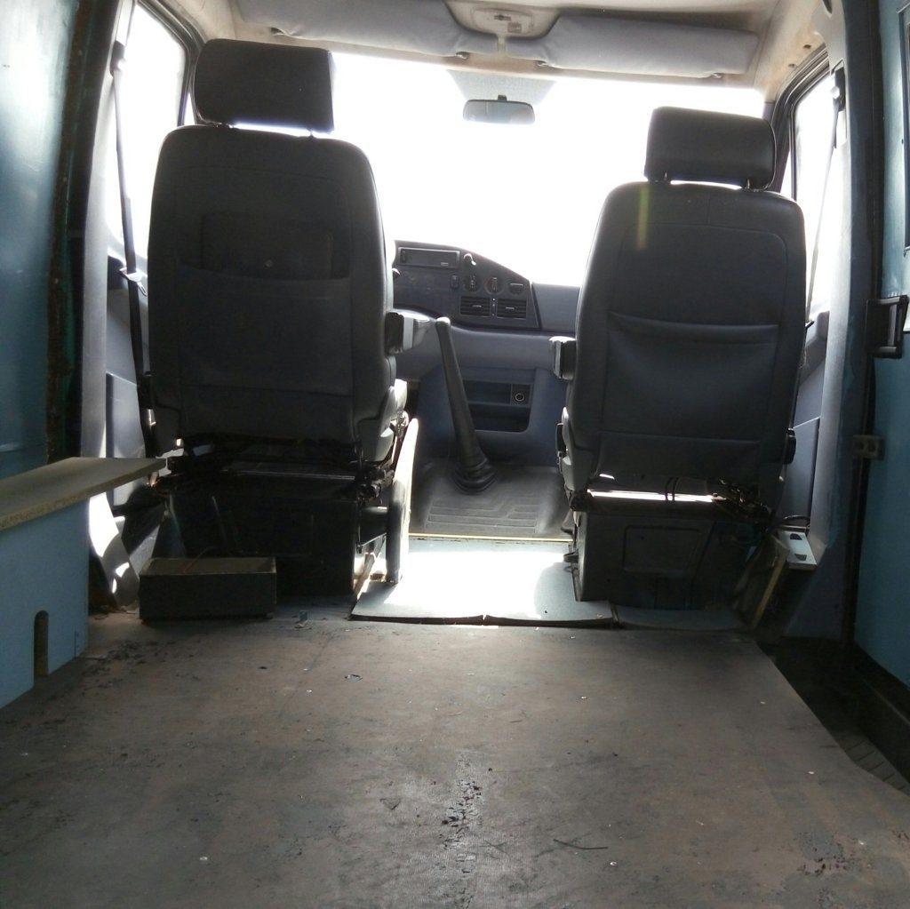 furgone Mercedes Benz (11)
