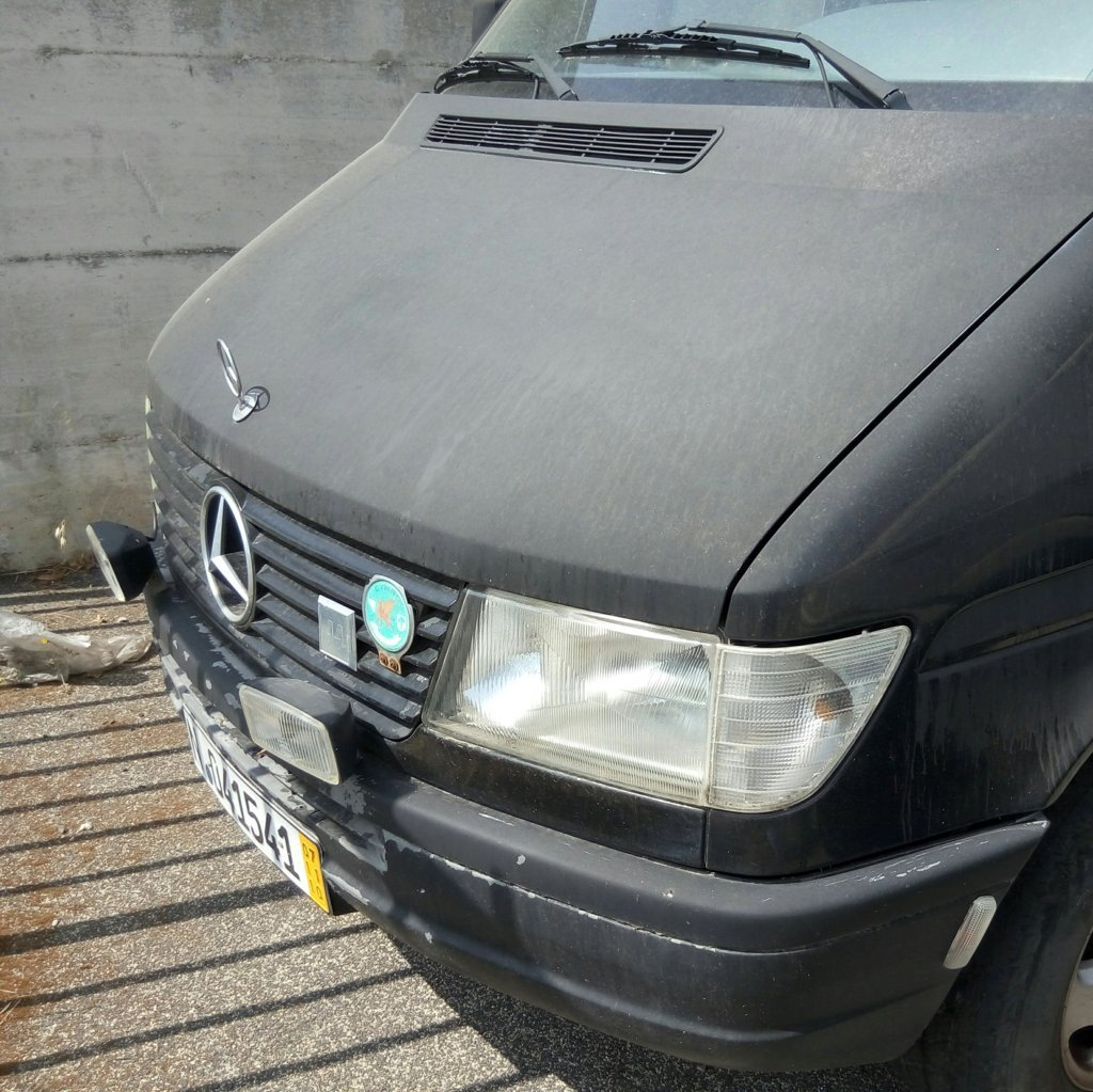 Mercedes sprinter furgone mercedes benz usato for Mercedes benz customer satisfaction ratings