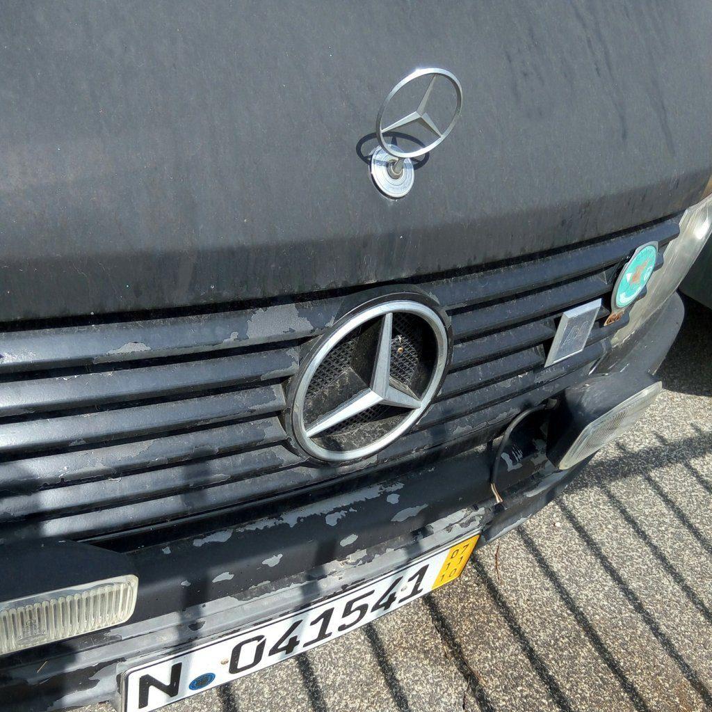 furgone Mercedes Benz (9)