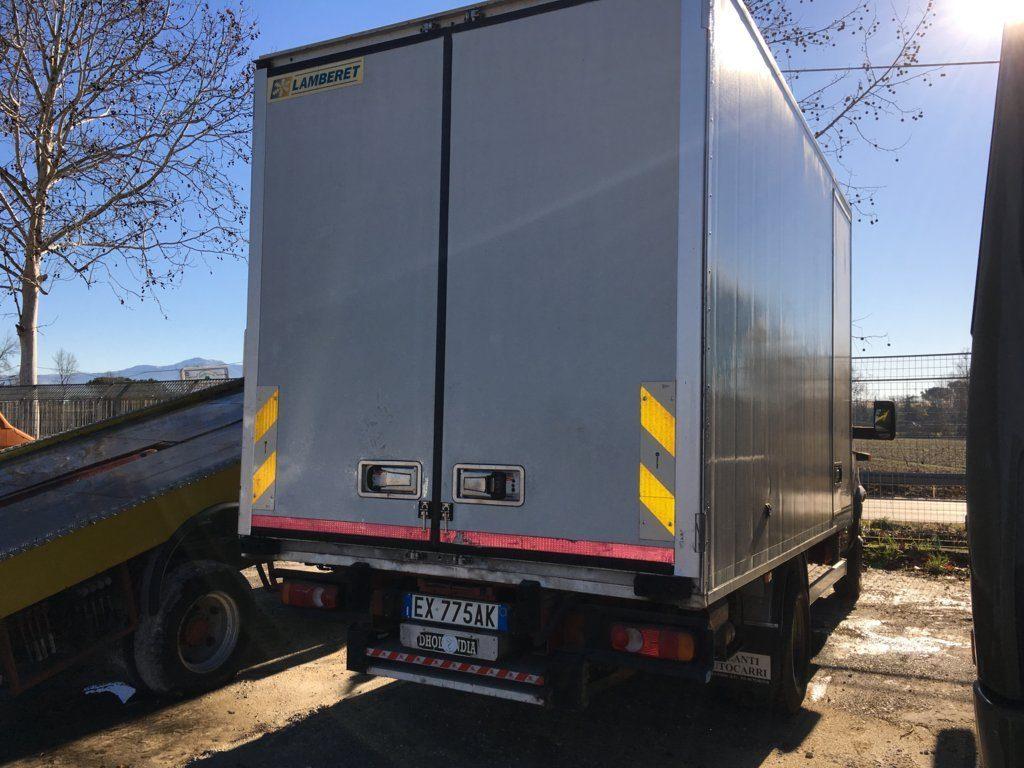 furgone frigo – iveco – cassa isotermica (7)