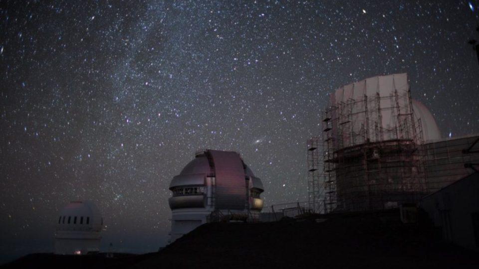 notte della scienza