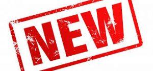 novità | nuovo | aggiornamento | update | new