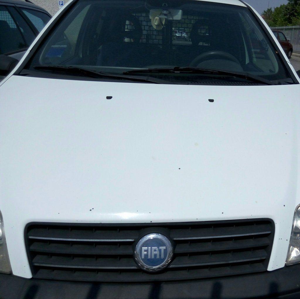 Fiat Punto Van JTD usata