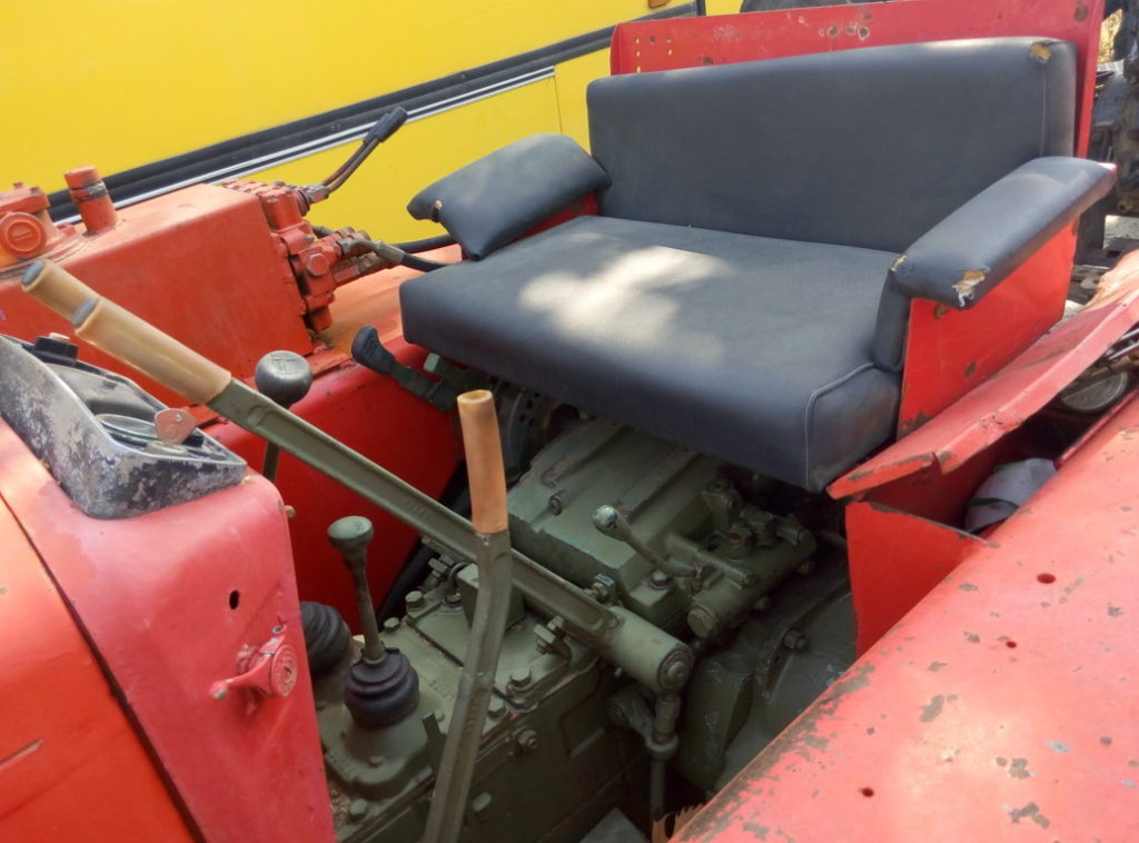 trattore cingolato Carraro 655 usato (11)